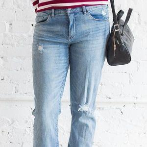 BlankNYC - Distressed Jeans - Blue